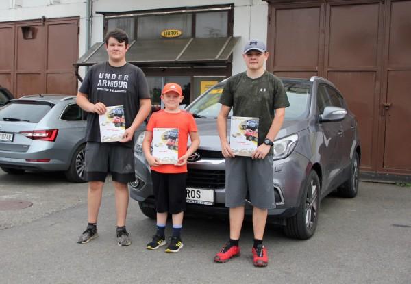 I-legální autoškola pro budoucí mladé řidiče