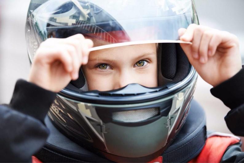 Zapůjčení helmy
