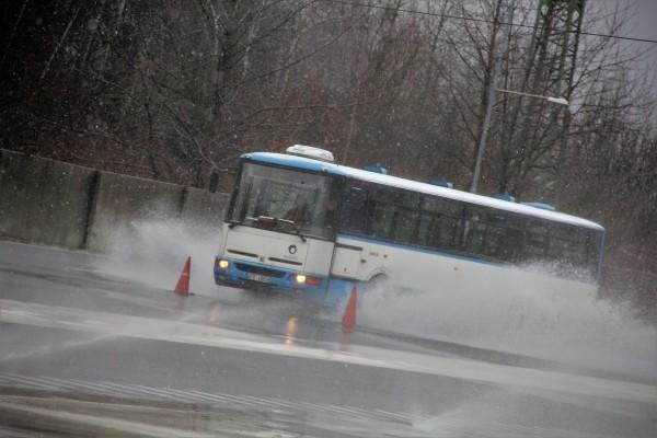 Neopakovatelná jízda autobusem KAROSA